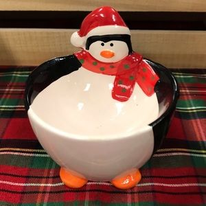 Other - KT Group Snowman Christmas Holiday Festive Bowl